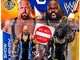 WWE Battle Packs 27