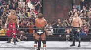 Wrestlemania XX main event