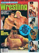 Sports Review Wrestling - December 1977