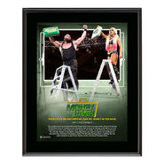 Team Little Big Money in The Bank 2018 10 x 13 Plaque