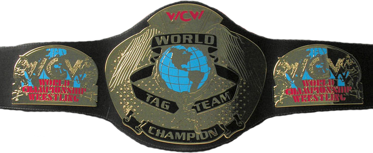 Image result for wcw tag title
