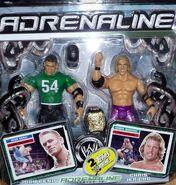 WWE Adrenaline Series 16 John Cena & Chris Jericho