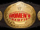 WWE Women's Championship (1956–2010)