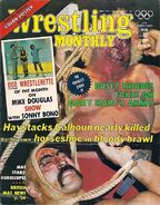 Wrestling Monthly - June 1975