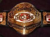 Zero-One United States Heavyweight Championship
