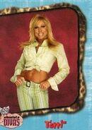 2002 WWE Absolute Divas (Fleer) Terri Runnels
