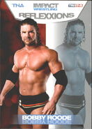 2012 TNA Impact Wrestling Reflexxions Trading Cards (Tristar) Bobby Roode 4