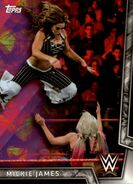 2018 WWE Women's Division (Topps) Mickie James 19