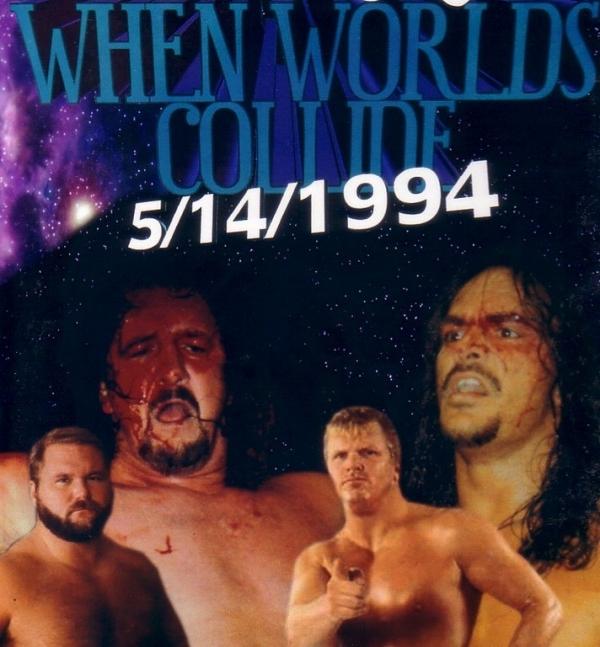 ECW When Worlds Collide | Pro Wrestling | FANDOM powered by
