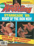 Inside Wrestling - April 1990
