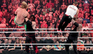 Taker and Kane Raw 1000