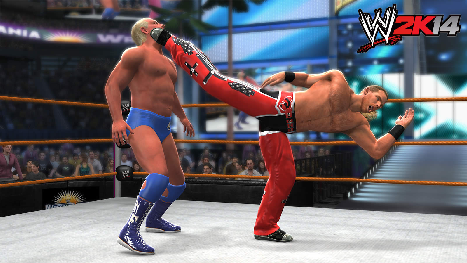image - wwe 2k14 screenshot.61 | pro wrestling | fandom powered