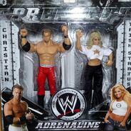 WWE Adrenaline Series 10 Christian & Trish Stratus