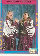 1995 WWF Wrestling Trading Cards (Merlin) Heavenly Bodies 29