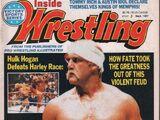 Inside Wrestling - September 1987