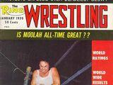 The Ring Wrestling - January 1970