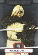 2010 WWE Platinum Trading Cards Goldust 77