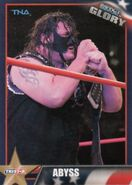 2013 TNA Impact Glory Wrestling Cards (Tristar) Abyss 60