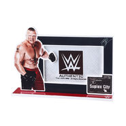 Brock Lesnar Suplex City Picture Frame