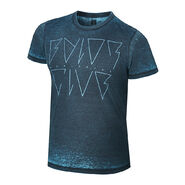 Finn Bálor Bálor Club Worldwide Acid Wash T-Shirt
