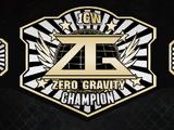 ICW Zero-G Championship
