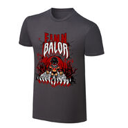 WWE x NERDS Finn Bálor Demon King Rises Cartoon T-Shirt