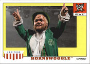 2008 WWE Heritage IV Trading Cards (Topps) Hornswoggle 22