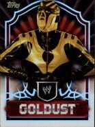 2011 Topps WWE Classic Wrestling Goldust 24