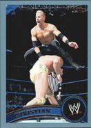2011 WWE (Topps) Christian 79