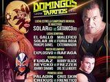 CMLL Guadalajara Domingos (October 13, 2019)
