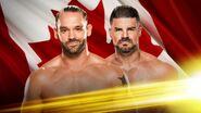NXT TakeOver Toronto Tye Dillinger vs. Bobby Roode