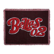 The Bellas Bellas 02 Jacquard Throw Blanket