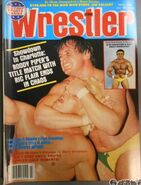 The Wrestler - March 1983