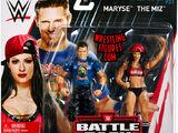WWE Battle Packs 51 The Miz & Maryse