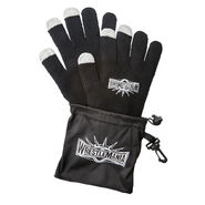 WrestleMania 35 Texting Gloves w Pouch