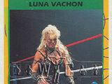 1995 WWF Wrestling Trading Cards (Merlin) Luna Vachon (No.99)