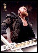 2017 WWE Wrestling Cards (Topps) Alexander Wolfe 60