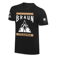 Braun Strowman Main Event T-Shirt