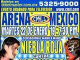 CMLL Martes Arena Mexico (January 22, 2019)