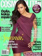 Cosmopolitan (Lithuania) - October 2010