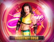 Courtney Rush SHINE Wrestling Profile