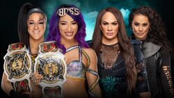 FL 2019 Womens Tag Team Match