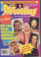 Inside Wrestling - April 1995