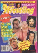 Inside Wrestling - April 1995