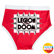 Legion of DoomLegion of Doom WrassleRoos Paints