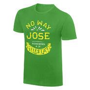 No Way Jose Bienvenidos a la Fiesta Vintage T-Shirt