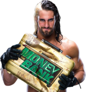 Seth Rollins Mr Money In The Bank 05July2014