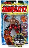 TNA Wrestling Impact 3 Monty Brown