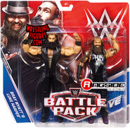 WWE Battle Packs 47 Luke Harper & Bray Wyatt