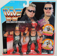 WWF Hasbro 1992 Nasty Boys